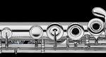 Flauto Sankyo CF 401 - 601
